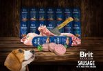 Brit Premium Sausage Szalámi 5 Féle 800 g