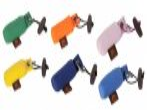 FIREDOG Mini Dummy Kulcstartó 3 féle 21 szín