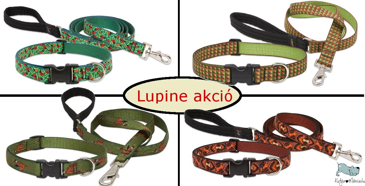 Lupine Örök garanciás kutya és macska termékek