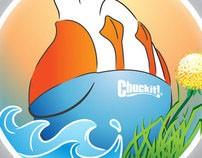 Chuckit! Úszó játék