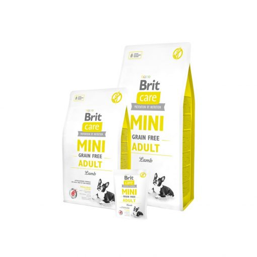 Brit Care Mini Grain Free Adult 7 kg