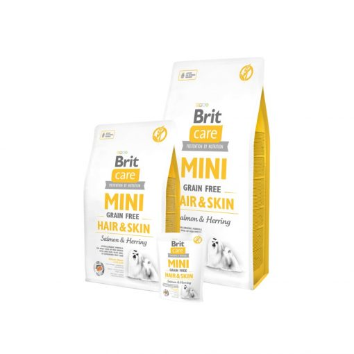 Brit Care Mini Grain Free Hair & Skin 7 kg