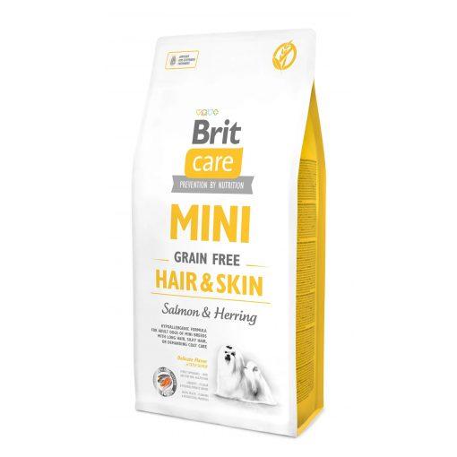 Brit Care Mini Grain Free Hair & Skin 0.4 kg