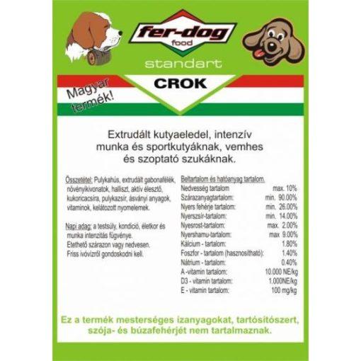 Fer-Dog Crock 20 kg