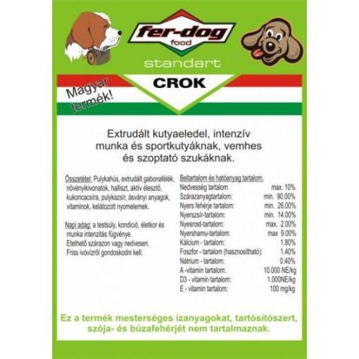 Fer-Dog Crock 10 kg