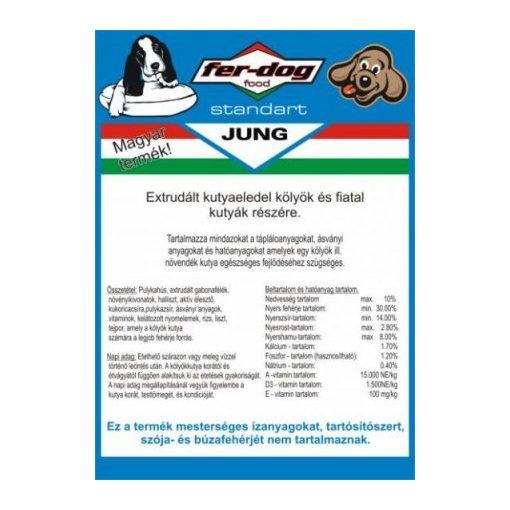 Fer-Dog Jung 15 kg