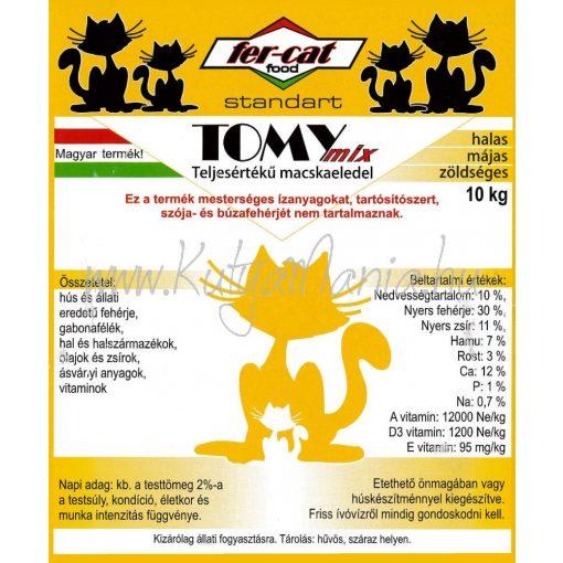 Fer-Cat Tomy 10 kg