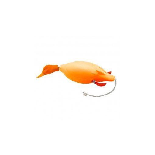 Dokkens Dummy Kacsa Nagy Kiképző Narancssárga Kacsa