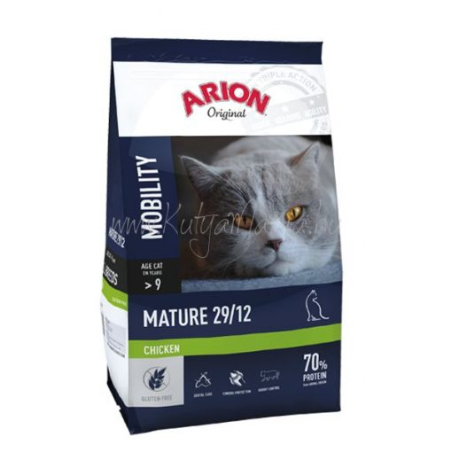 ARION Original Cat Mobility MATURE 29/12 7,5 kg