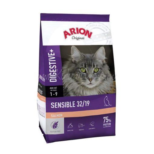 ARION Original Cat Digestive+ SENSIBLE 32/19 7,5 kg