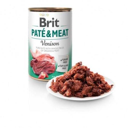 Brit Paté & Meat Vad 400 g