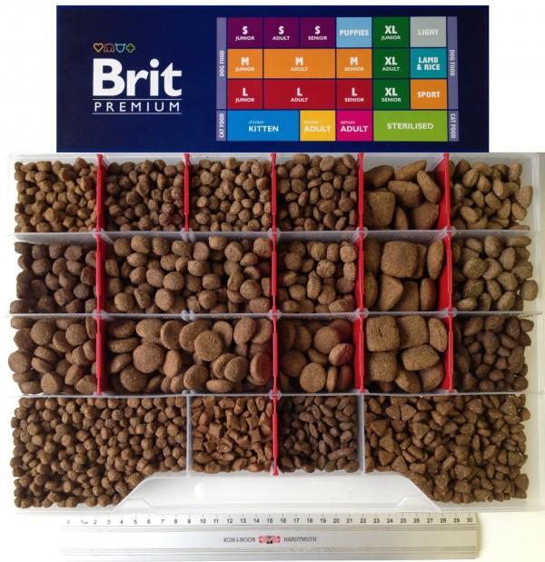 Brit premium kutyatápok